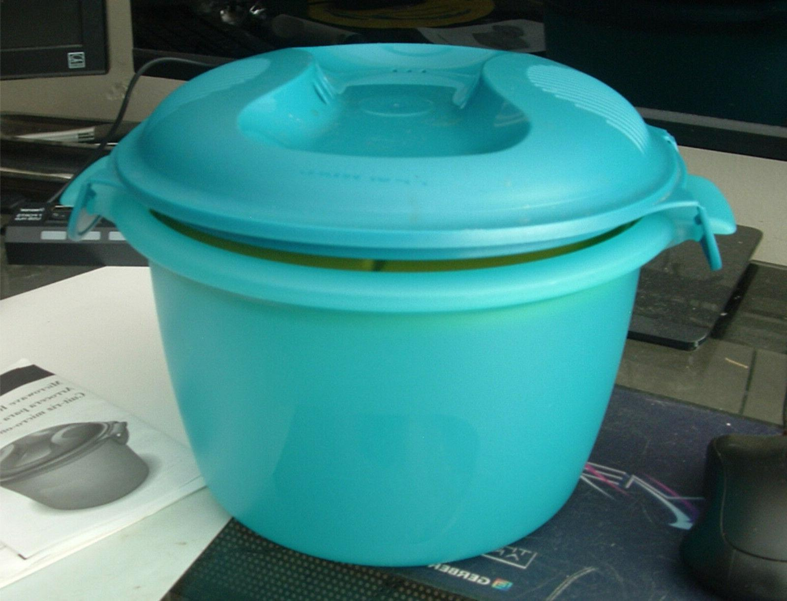 tupperware microwave rice maker cooker