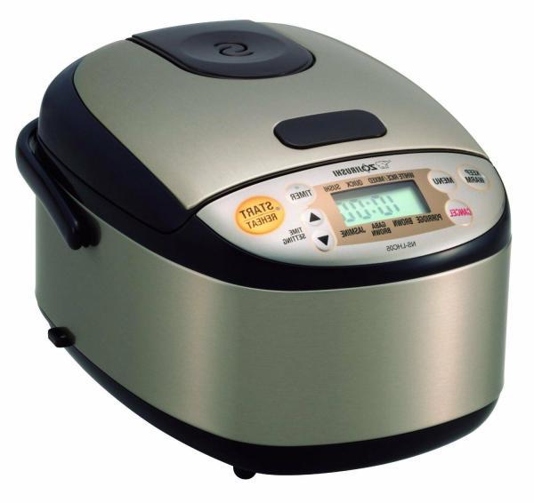 Zojirushi Rice Cooker 3 Cup Ricecookeri