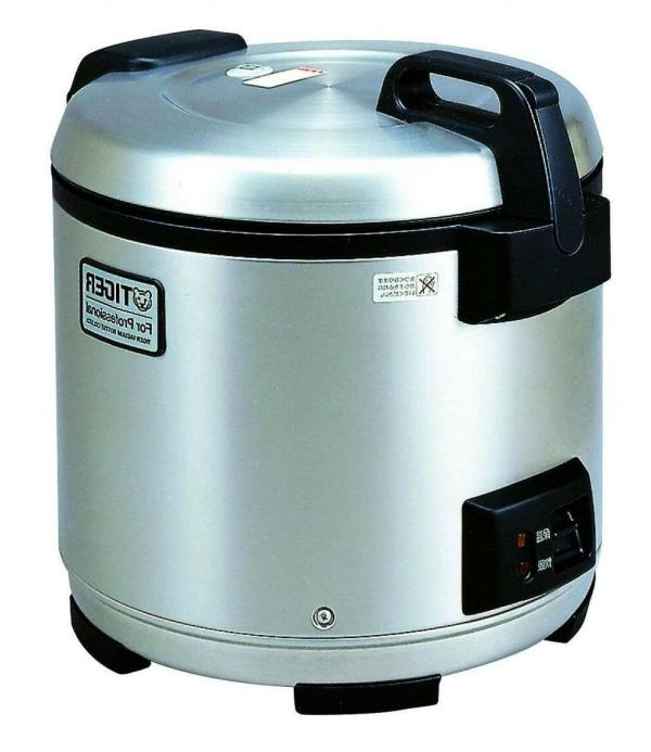 Tiger 20 Cup Rice Cooker Ricecookeri