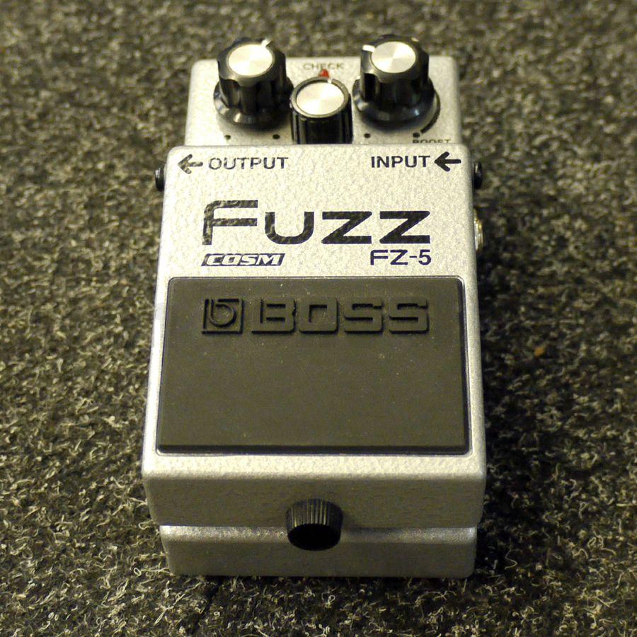 Boss FZ-5 Fuzz FX Pedal - 2nd Hand | Rich Tone Music