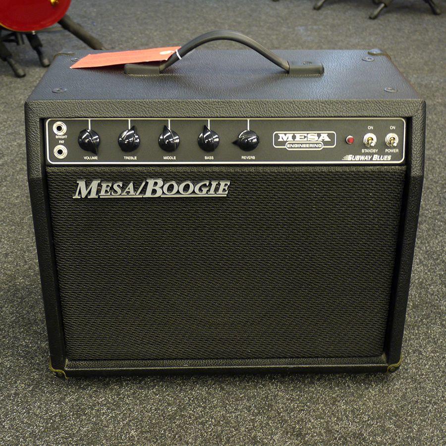 Mesa Boogie Subway Blues Combo Amplifier