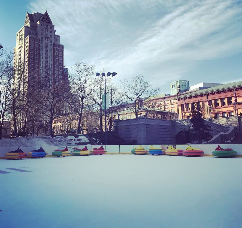 Get Ready For Bumper Cars On Ice In Providence