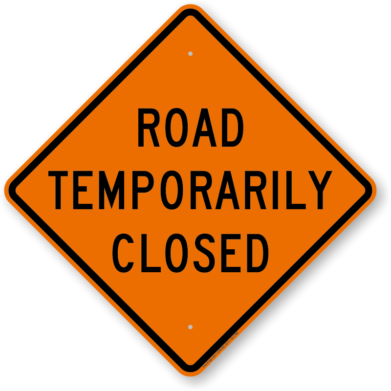Image result for temporarily closed photo