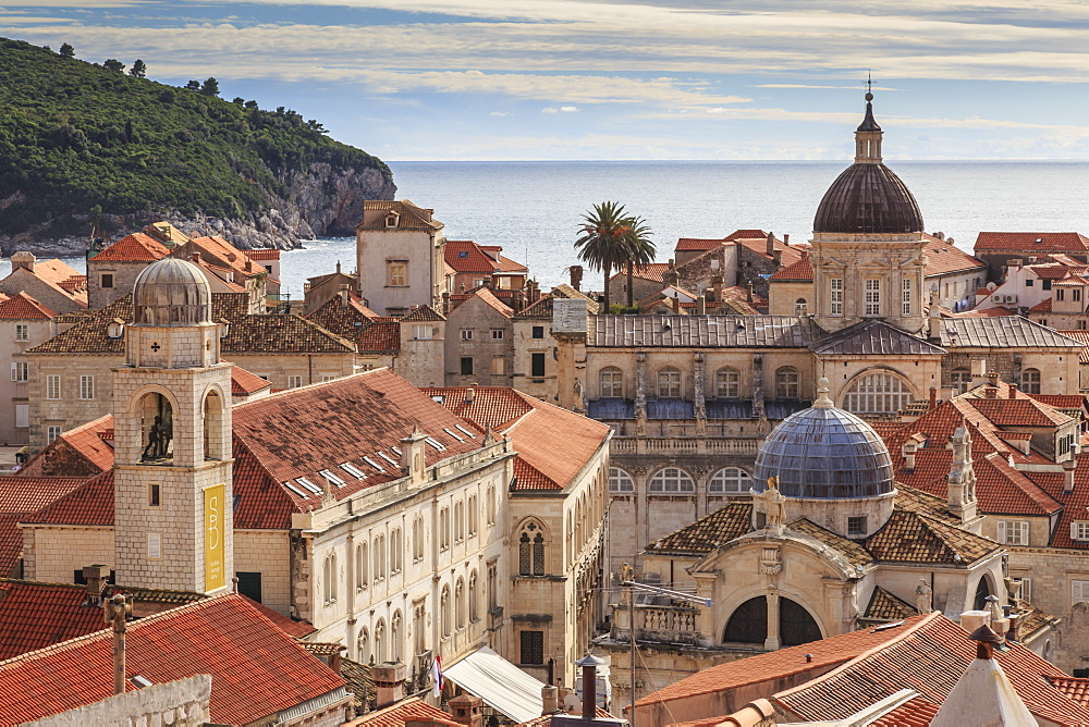 Stock travel photo: Old city Dubrovnik