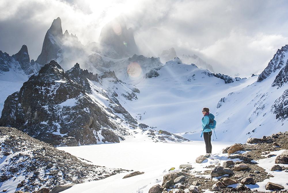 Views of the El Chalten National Park