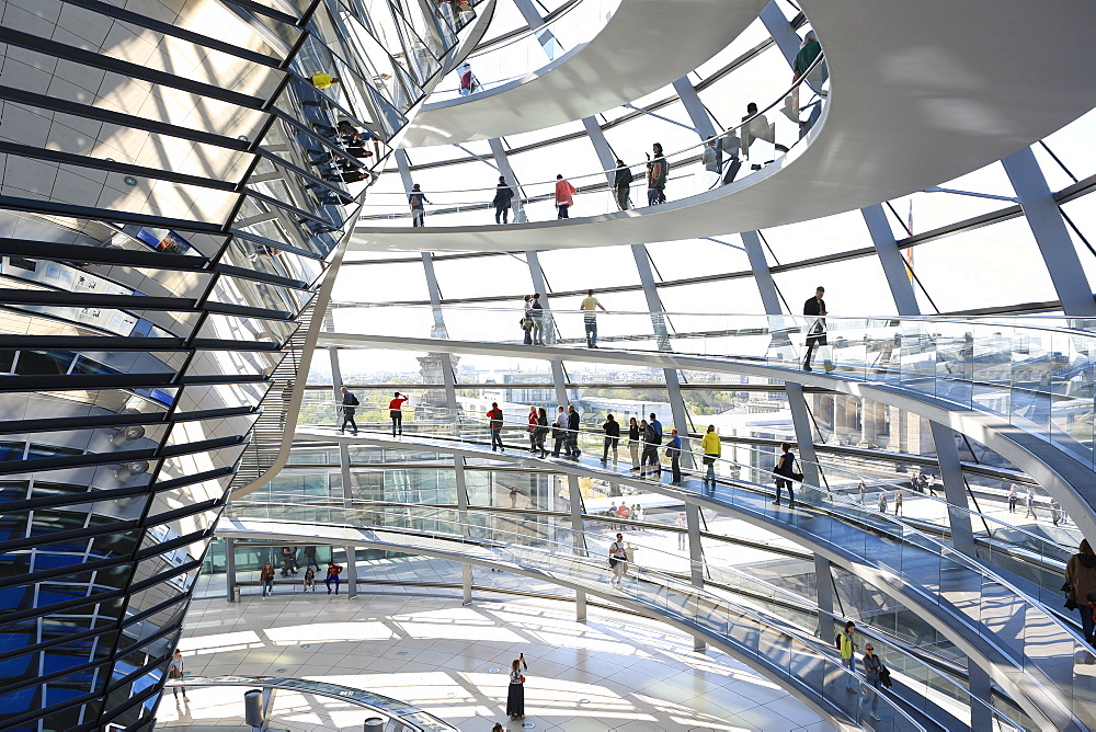 Stock photo of Reichstag Parliament Building, Berlin