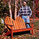 Adirondack Loveseat, New Yankee Workshop DVD