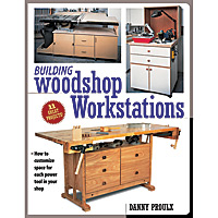 Building Woodshop Workstations Book