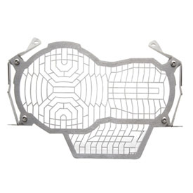AltRider Stainless Steel Headlight Guard Extended Kit