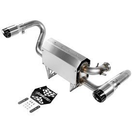 flowmaster xdr dual slip on exhaust
