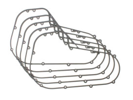 James Gaskets Inc Derby Cover O'Ring. Fits Big Twin 1984