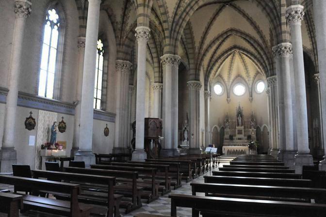 San Tommaso Moro la chiesa di San Lorenzo