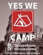 Il manifesto della nuova campagna «Yes we camp»