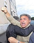Luciano Giugno, marito della maestra Marisa Pucci (Jpeg)