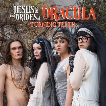 Image result for jesus and the brides of dracula band