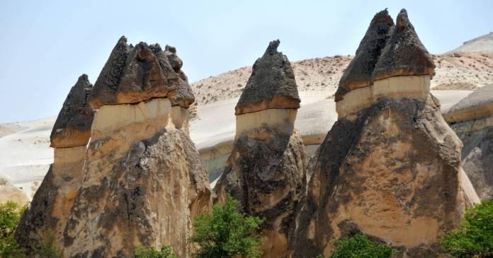 Image result for cappadocia fairy chimneys