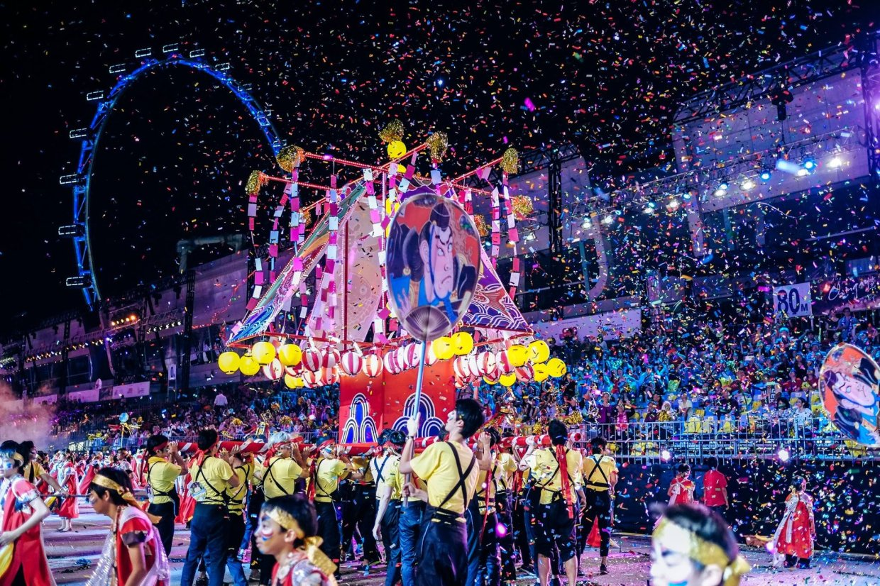 Image result for chingay 2020