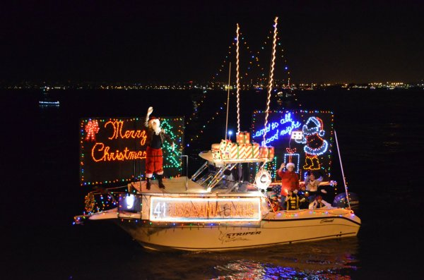 San Diego Bay Parade of Lights Other Holiday Lights 2019
