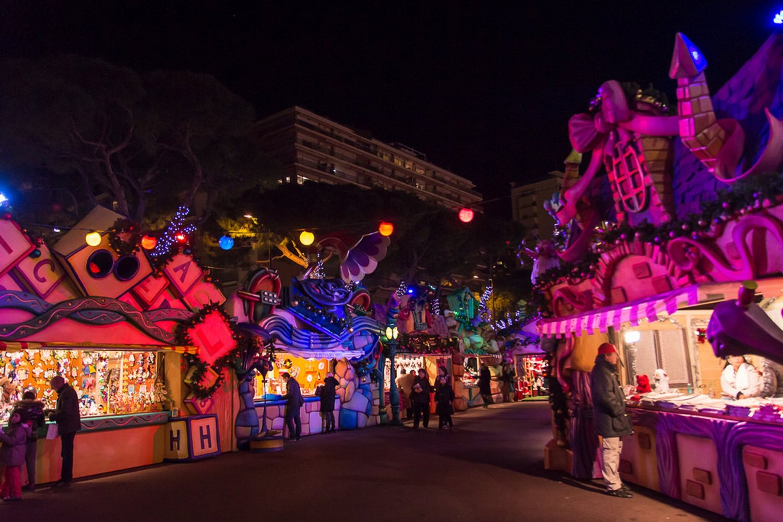 Monaco Christmas Market 2020