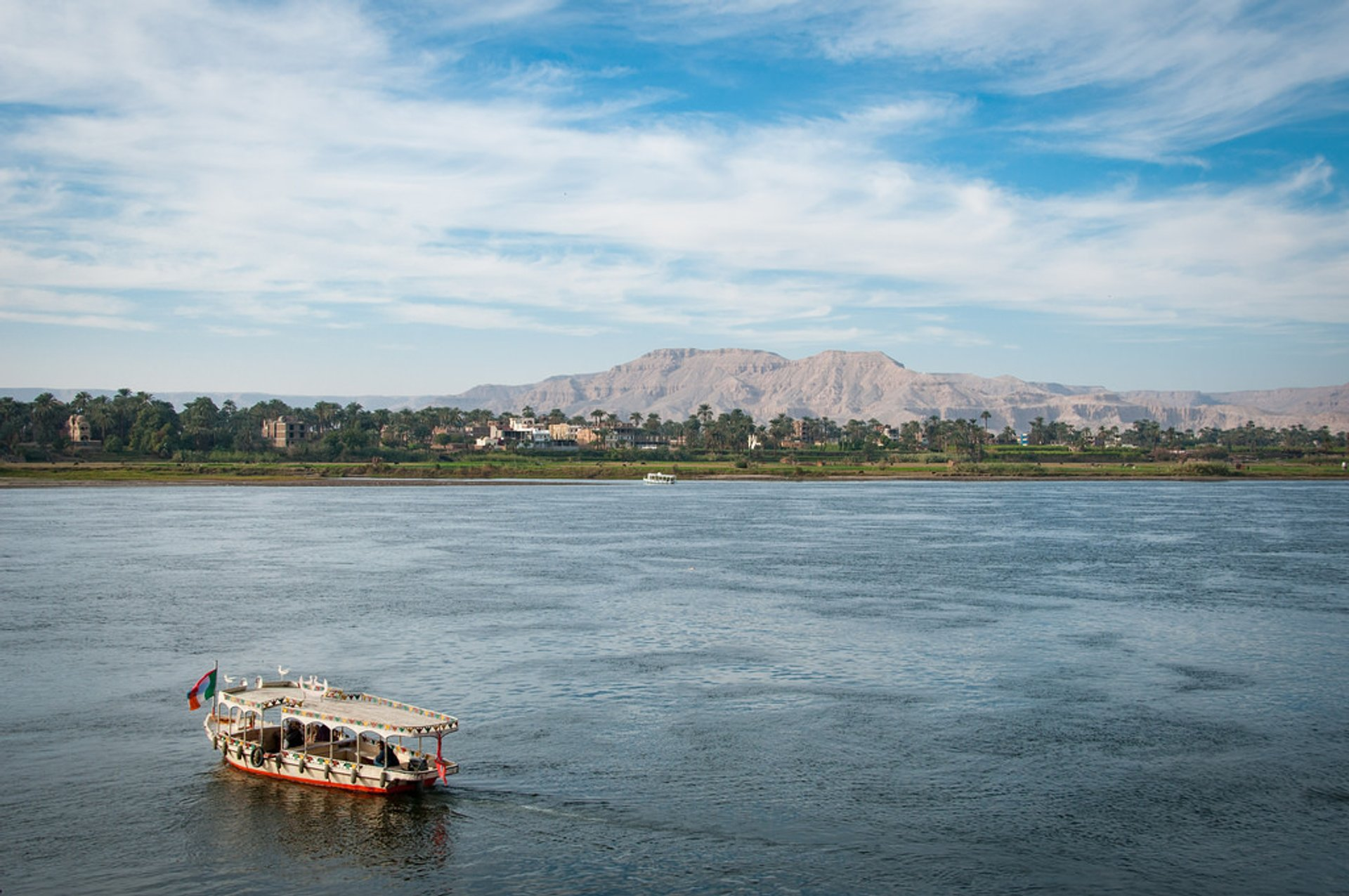 Best Time For Nile River Cruise In Egypt