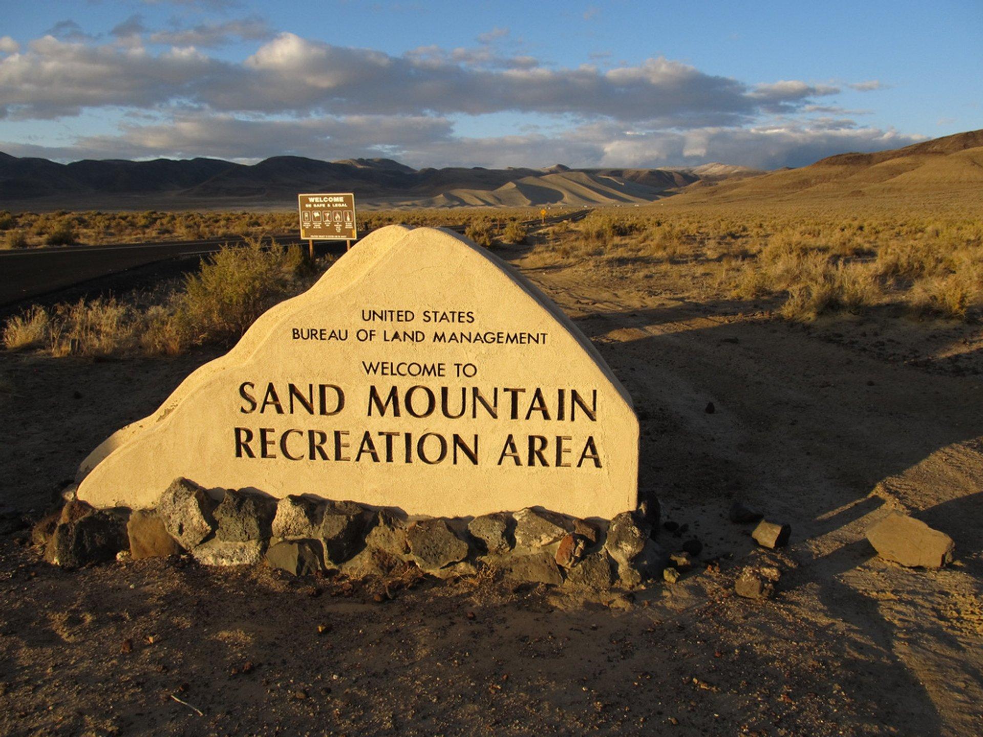 Spring mountain ranch state park Sandberg In Nevada 2021