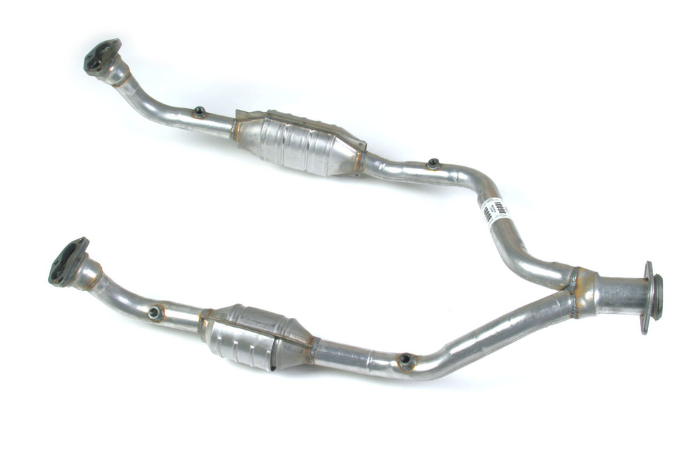 Land Rover Catalytic Converter Y Pipe For Discovery Series II