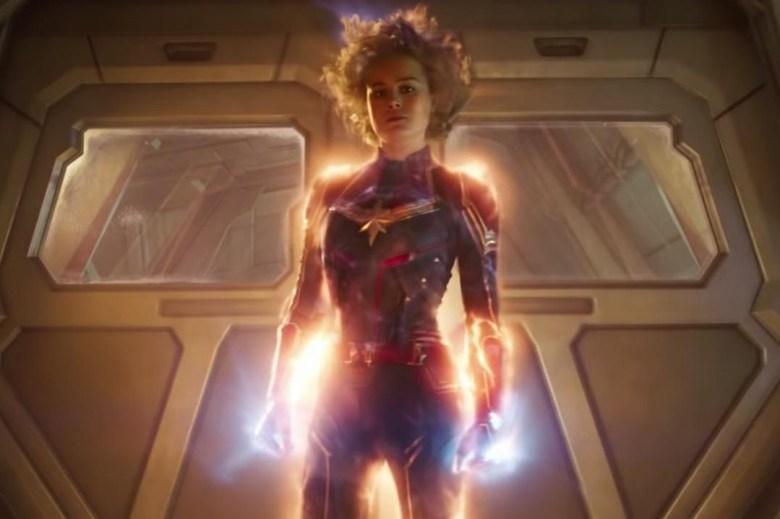 """Captain Marvel"""" : un film explosif et inspirant qui n'oublie pas d'être  drôle"""