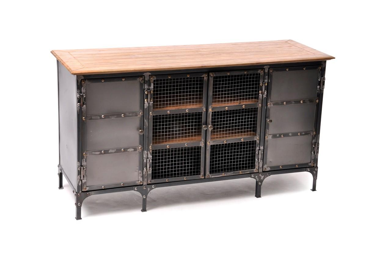 meubles industriels a petits prix