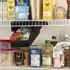 Kitchen Pantry Organizers Showroom Organization Rubbermaid Accessories