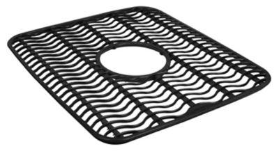 kitchen sink mats faucet for protectors rubbermaid