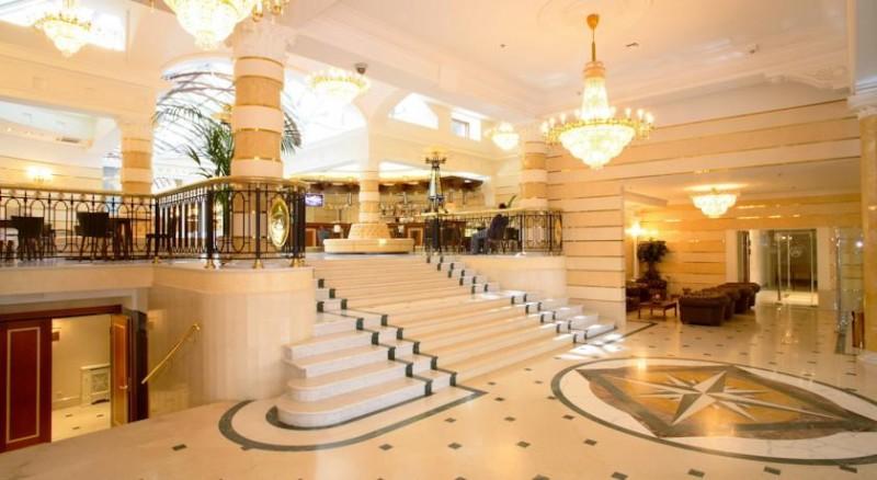 Hotel Ambassador San Pietroburgo