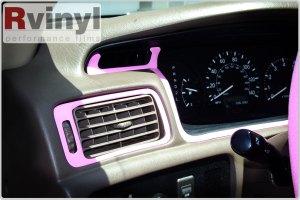 Dash Kit Decal Auto Interior Trim for Toyota Camry 19972001