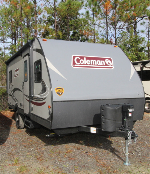 coleman rvs for sale