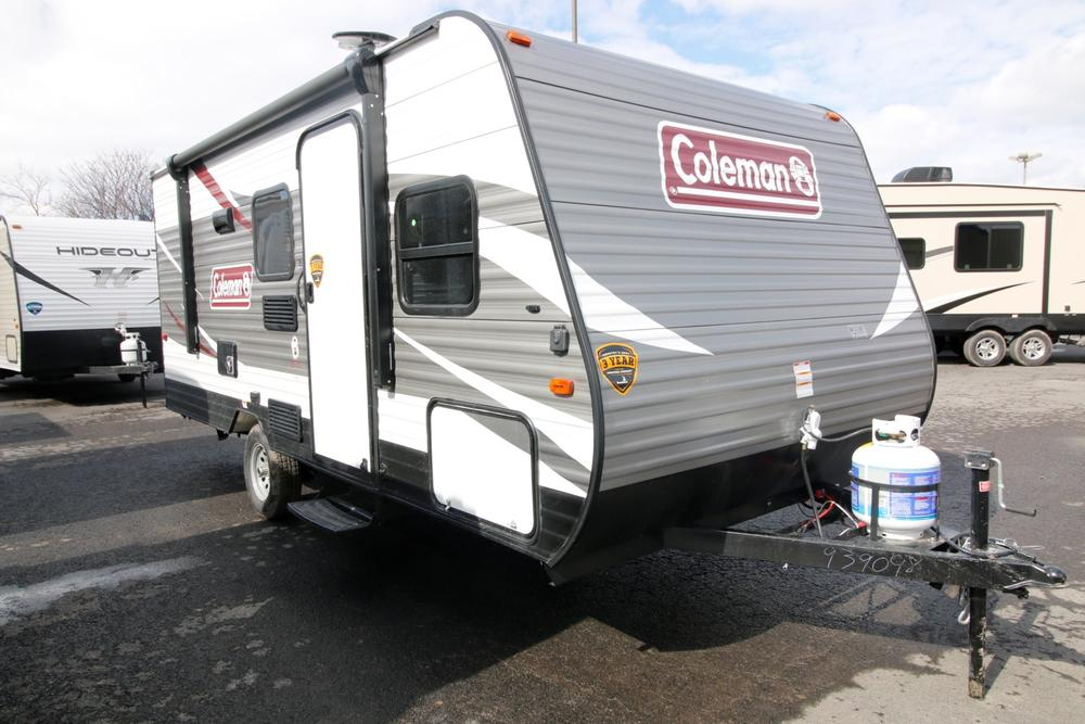Coleman Travel trailers for sale in NY  TrailersMarketcom