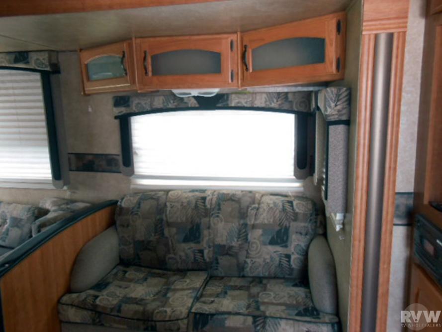 2008 Keystone RV Copper Canyon 350FWBHS Fifth Wheel  The