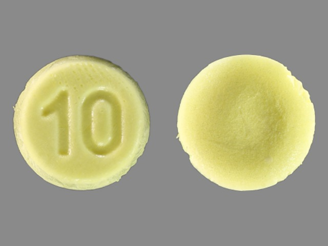 Zyprexa Identifier Pill