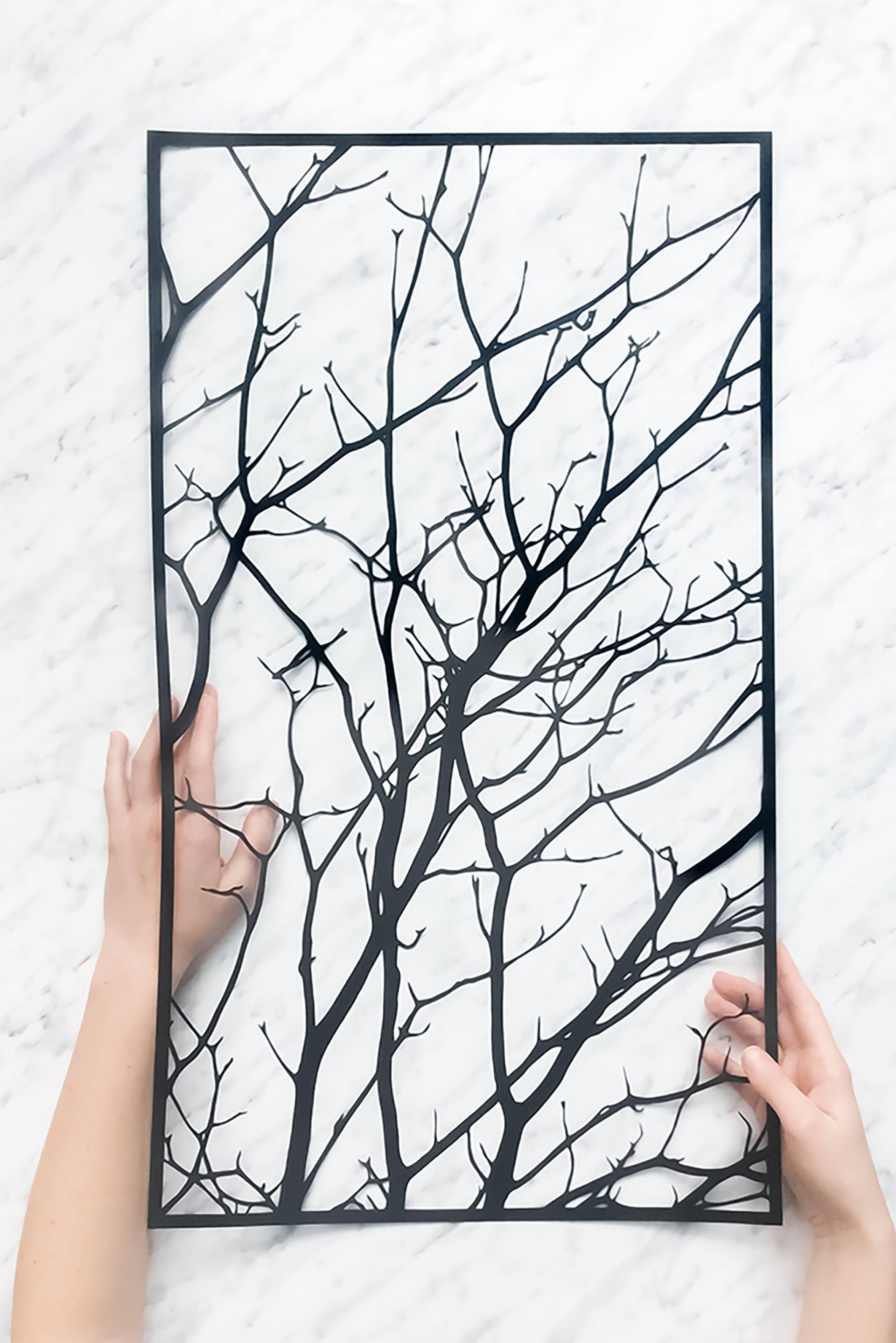 Tree Branch Art : branch, Branch, Gallery
