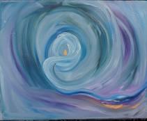 Seed Painting by B Thompson | Saatchi Art