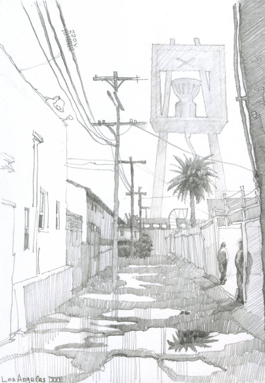 Rain Drawing : drawing, After, Drawing, Stanislav, Sapukhin, Saatchi