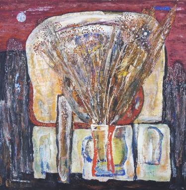 bouquet of sokolov paintings