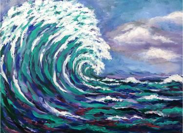 changing waves