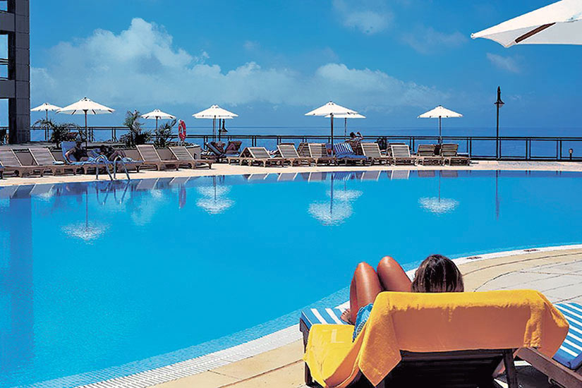 Sjour Madre  Portugal  Htel Enotel Lido 5 Funchal 8 jours  Salan Holidays