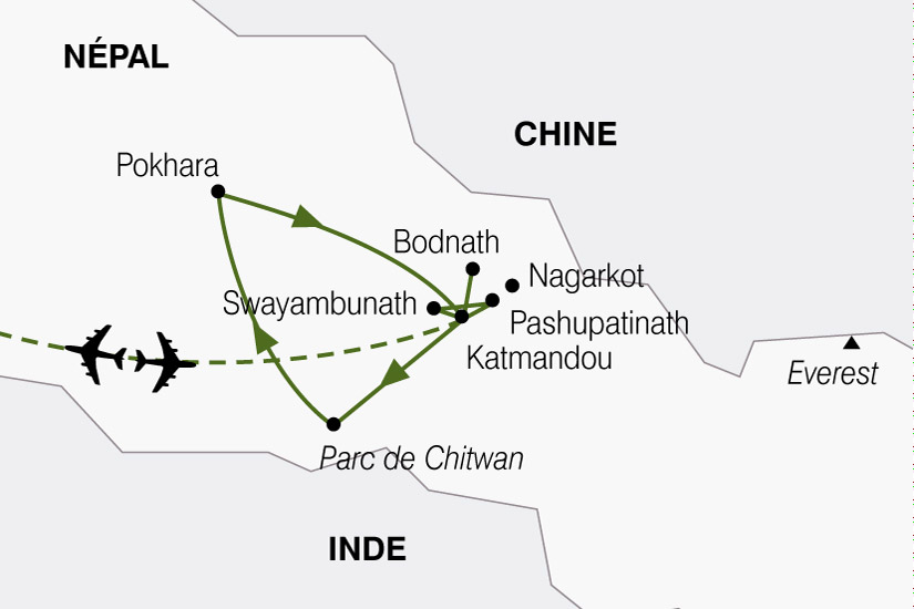 N eacute pal Joyau de l Himalaya Circuit Nepal avec