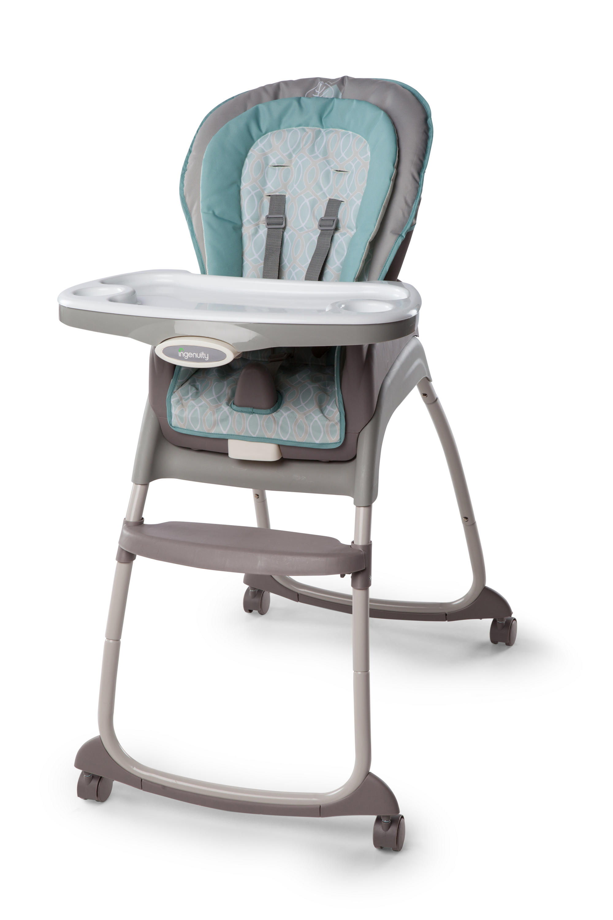 ingenuity high chair 3 in 1 cover storage racks trio cambridge