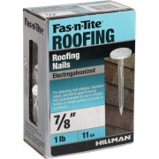 fas-tite electro-galvanized roofing