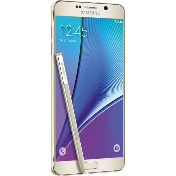 Samsung Galaxy Note 5 N920c 32gb Unlocked Gsm 4g Lte Octa-core Phone - Gold