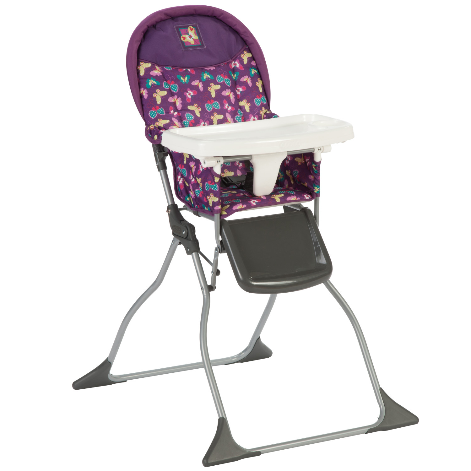 how to fold up a cosco high chair renetto canopy simple ebay