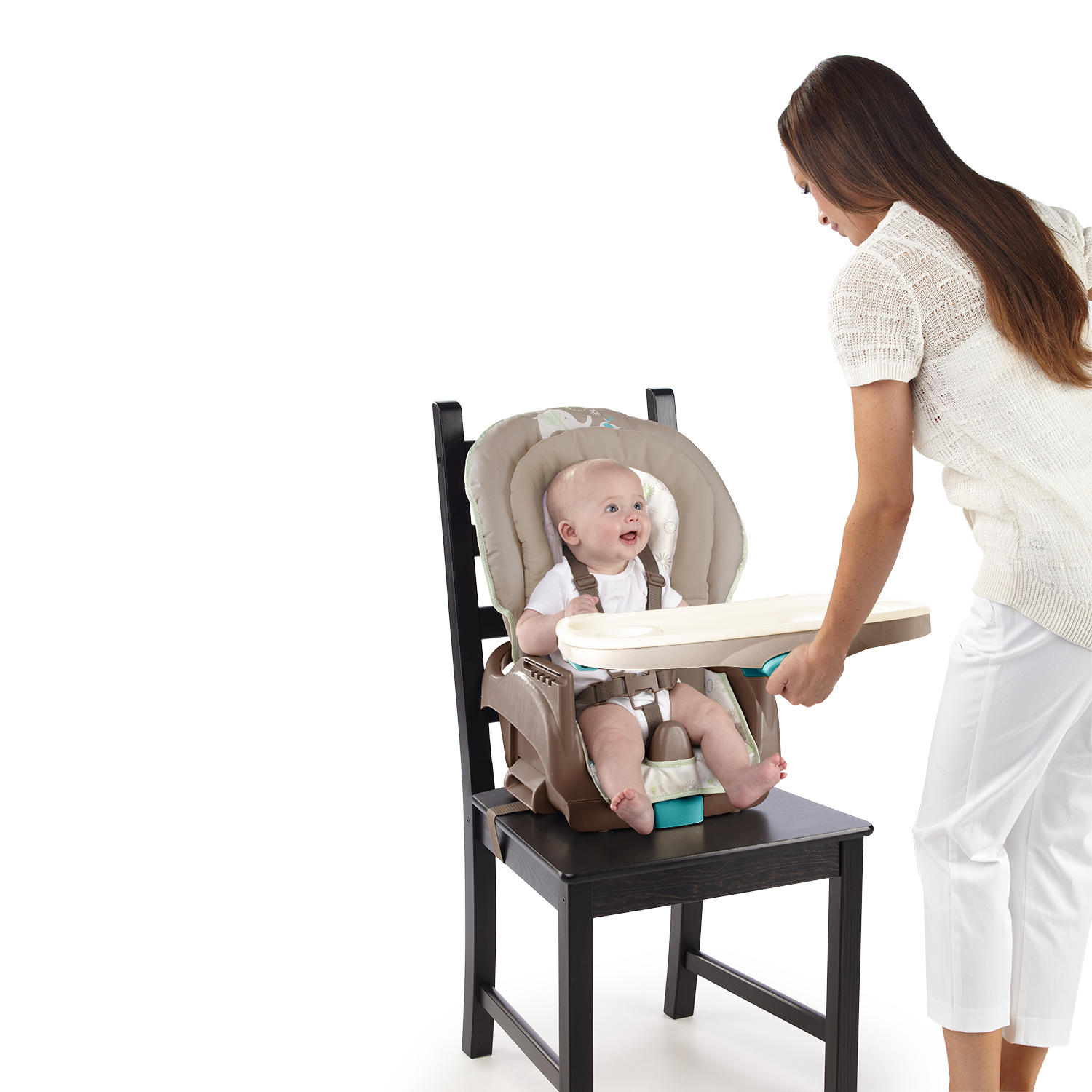 3 In 1 High Chair Trio 3 In 1 Deluxe High Chair Sahara Burst