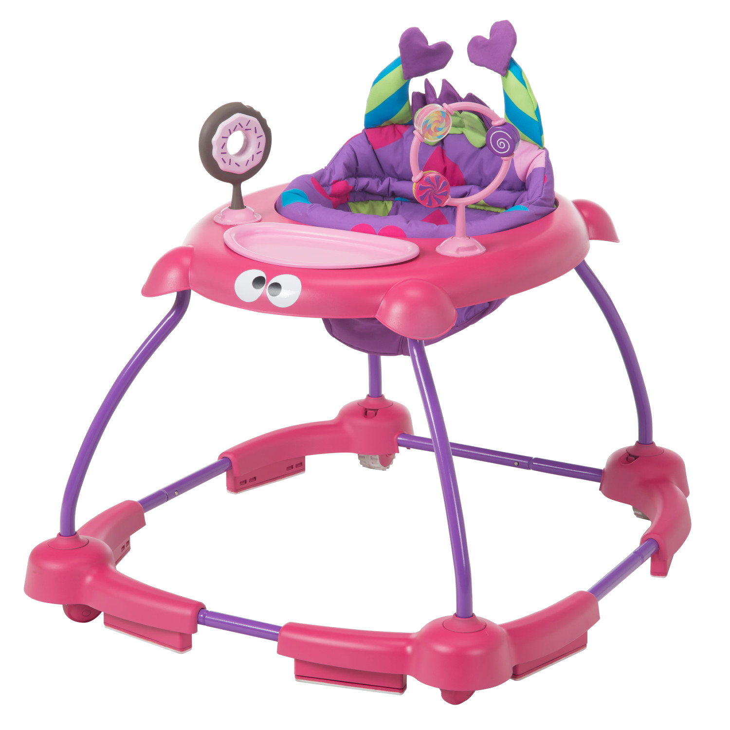 walker bouncing chair car back support cosco simple steps interactive baby silly sweet