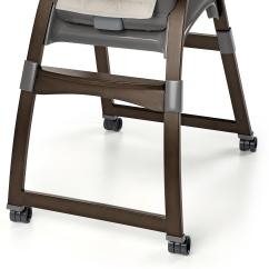 Ingenuity High Chair 3 In 1 Cover Sashes For Rent Trio Wood Tristan